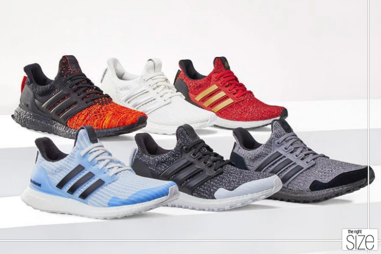 Adidas Komt Met Game Of Thrones-sneakers