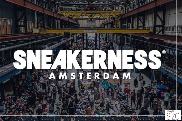 Sneakerness Amsterdam Viert Grootste Editie Tot Nu Toe