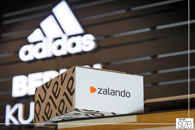 Razendsnelle Bezorging Van Adidas-bestelling Door Zalando