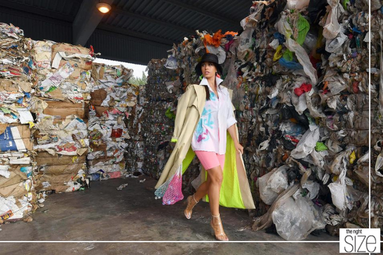 Fashion Pact Voor Milieu Door Modegiganten