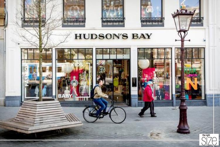 Hudson's Bay verlaat Nederlandse bodem