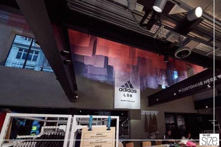 Adidas Tilt Winkelen Naar Een Hoger Niveau Met 'meest Digitale Winkel Ooit'