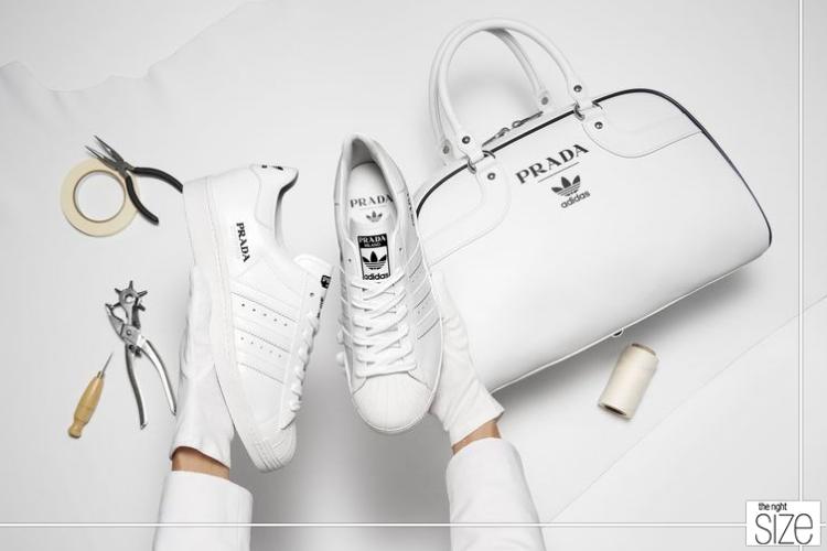 Eerste Beelden Limited Edition Collectie Prada En Adidas