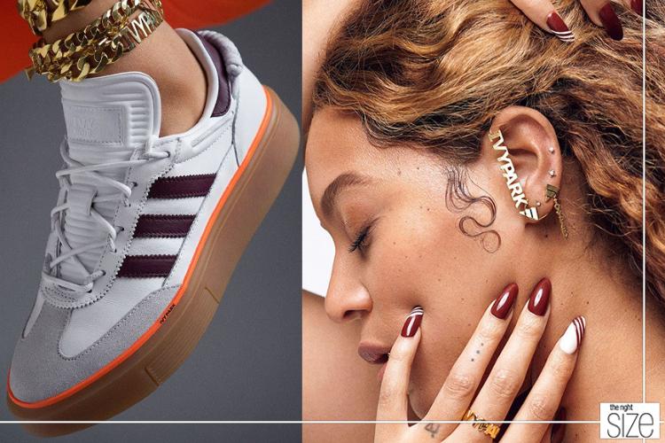 Eerste Beelden Samenwerking Beyoncé En Adidas