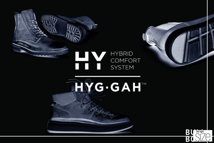 Unlimited Footwear Group Introduceert Comfortsysteem HYG-GAH