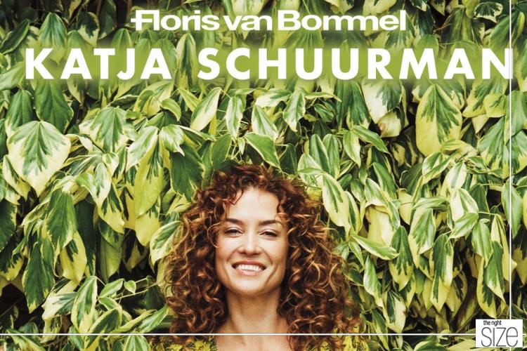 Floris Van Bommel En Katja Schuurman Slaan Handen Ineen