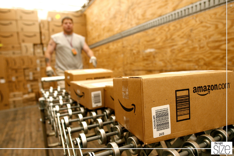 Amazon Distributiecentrum