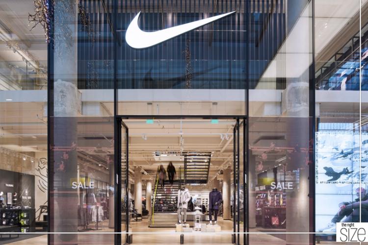 Nike Omzet